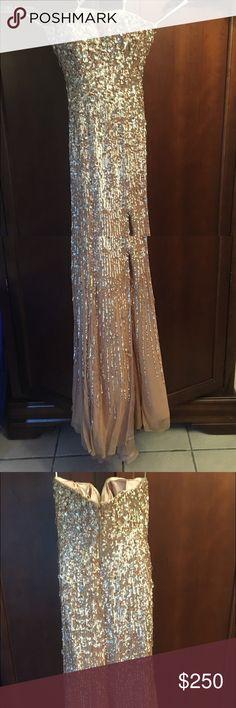 Sherri Hill Prom dress Sherri Hill Prom dress size 2 strapless Dresses Prom