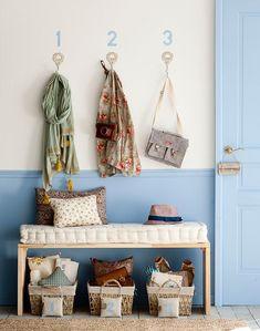 Tips to get a magazine #cloakroom #cloakroomdesign #halldesign #hallcloakroom