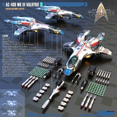Federation Warp Fighter AC-409 MK III - Google pretraživanje