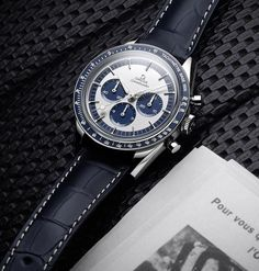 Omega Speedmaster CK 2998 Limited Edition - Винтажная новинка от Омега | Luxurious Watches