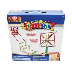 Poof Products Inc.-Slinky 104-piece Fabulous Fiddlestix Construction Set