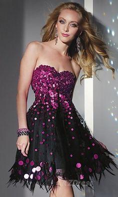 Prom Dress @ Lace Dress