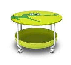 Micki barnbord - krokodil bord - Micki Leksaker