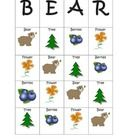 These BINGO cards are a wonderful asset to any lesson plan with an animal or forest theme.   Children match the letter and picture with the item ca...