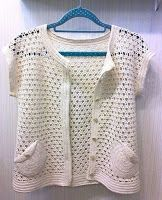 Tina's handicraft : cardigan