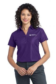 ff87eeef APPAREL :: Ladies Purple Polo Polo T Shirts, Sports Shirts, Pique Polo Shirt