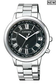 シチズン腕時計オフィシャルサイトです。xC(クロスシー) CB1100-57E はこちらです。