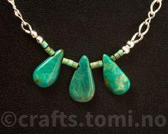 Genuine turquoise necklace turqoise , aqua necklace , dainty turquoise silver necklace , dainty turquoise jewelry , dainty silver necklace