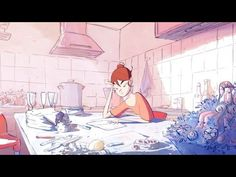 LOL this is weird and funny LE DERNIER JOUR D'UN CONDAMNE | Animation Short Film 2015 - GOBELINS