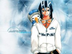 Rave Master | Haru and Plue