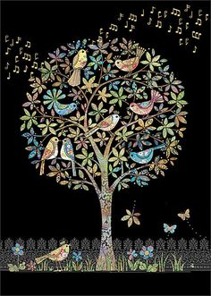 BugArt Jewels ~ Song Birds. JEWELS Designed by Jane Crowther.