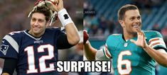 Dolphins vs Patriots match was very interesting and now people are searching for funny memes. Check out the best 10 dolphins vs patriots memes below. Funny Patriots Memes, Funny Dallas Cowboy Memes, 49ers Memes, Seahawks Memes, Dallas Cowboys Memes, Nfl Memes, Football Memes, Funny Memes, Funny Dolphin