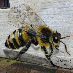 Estupendo graffiti