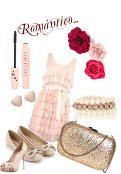 """Romántico..."" by mafe0087 on Polyvore"