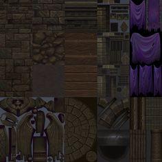 Maleficent's Throne Room Texture Sheet, Andy Hansen on ArtStation at https://www.artstation.com/artwork/maleficent-s-throne-room-texture-sheet