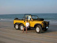 1974 Land Rover Defe