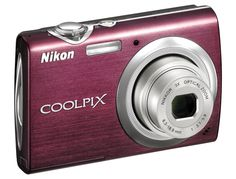 Nikon Coolpix Digital Camera with Optical Zoom and 3 inch Touch Panel LCD Plum >>> You can find more details by visiting the image link. (This is an affiliate link) Nikon Coolpix, Camera Nikon, Fujifilm Instax Mini, Plum, Touch, Digital Cameras, Image Link, Red, Black