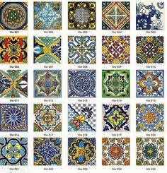 Azulejos Españoles - Alguien, cómpreme estos para mi cocina, por favor.