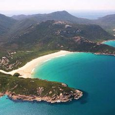 Wilsons Promontory, Victoria. The southern most tip of Australia's mainland. I camped here when I first moved to Australia. So beautiful and pristine. Advance Australia Fair, Australia 2018, Coast Australia, Victoria Australia, Australia Travel, South Australia, Wilsons Promontory, Australia Landscape, Phillips Island
