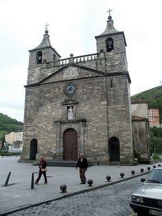 Asturias Iglesia de Santa María Magdalena de Cangas del Narcea