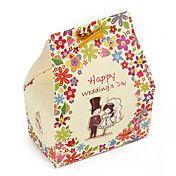 """""""El día de la boda feliz"""" Favor Box - Conjunt... – EUR € 10.14"""