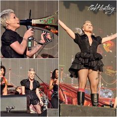 On This Day in #PinkHistory 19th June 2010 P!nk played at the RDS Arena in Dublin, Ireland, on the Summer Carnival Tour