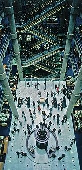Lloyd's of London · Projects · Rogers Stirk Harbour + Partners