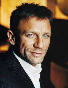 Daniel Craig, or you may call him Mr. Bond.  There's style - and then there's Daniel Craig.