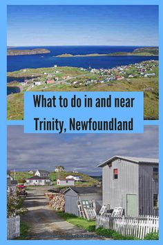 Things to do in and near Trinity Newfoundland - canada - Travel Newfoundland Canada, Newfoundland And Labrador, Visit Canada, Canada Canada, Alberta Canada, Travel Tours, Travel Destinations, Travel Trip, Travel Ideas