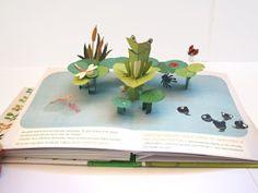 Pop-up : la folie des livres en - Biba Magazine Pop Up Art, Arte Pop Up, Kirigami, Diy And Crafts, Crafts For Kids, Paper Crafts, Boite Explosive, Paper Engineering, Crochet Amigurumi