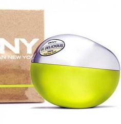 DKNY Be Delicious Donna Karan perfume - una fragancia para Mujeres 2004 Donna Karan Perfume, Versace Gifts, Scent Of Obsession, Cheap Perfume, Summer Scent, Blonde Wood, Antique Perfume Bottles, Fragrance Oil, Lily Of The Valley