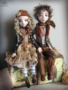 Anna Fadeeva dolls - Google Search