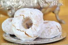 Kaak El Anber, pâtisserie tunisienne traditionnelle facile