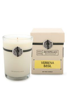 Heavenly candle. Archipelago Botanicals Signature Soy Wax Candle   Nordstrom