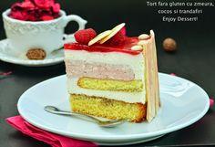 Duck Breast Recipe, Rose Water, Beautiful Cakes, Yummy Cakes, No Bake Cake, Vanilla Cake, Mousse, Raspberry, Cheesecake