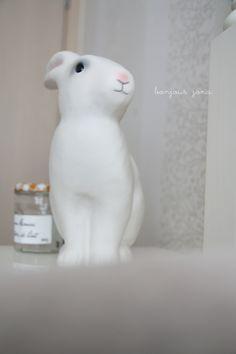봉쁘앙 토끼램프. heico rabbit lamp :: 네이버 블로그