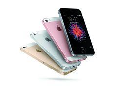 iPhone 5E Four-Color Fan