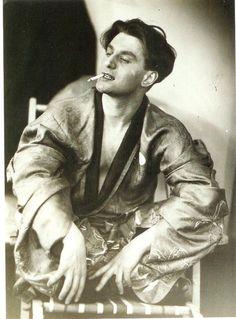 Young Anton Walbrook