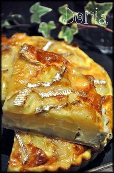 Une tarte de ma région... Ingrédients pour deux tartes de 20cm Pâte 1 oeuf 100gr de farine aux céréales 100gr de farine T55 100gr de beurre 1 pincée de sel Dans un bol, battre l'oeuf. Dans un saladier, mettre les farines, le sel et le beurre coupé en...