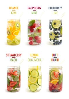 Cheap Diets: The Yummiest Detox Water Recipes to Try