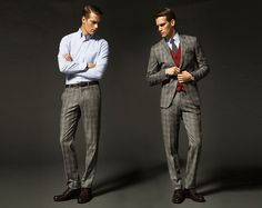 massimo-dutti-chckered -cashmere-blend-suit-1