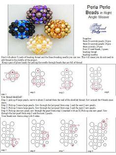 Cathy Lampole's Beaded Bead Perla Perle-1