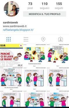 Storie Sociali: Le nostre storie sociali su instagram