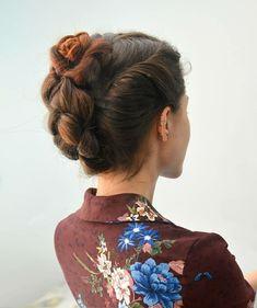 Hairstyles, Fashion, Haircuts, Moda, Hairdos, Fashion Styles, Hair Makeup, Hair Cuts, Hair Styles