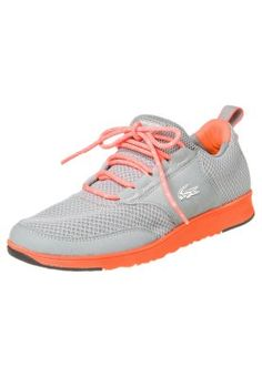 Baskets basses Lacoste Baskets basses - grey orange gris  90 a68da845b0