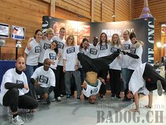 Badog CNC presenting the Badog alucutter at the FAMA Bulle