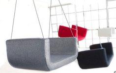 Swinging Times: 13 Stylish & Fun Indoor Swings | Urbanist