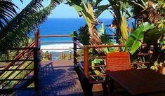 African Peninsula Guest Housein Durban. Beach Access, sea views, dolphins, whale watching