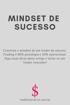 Day Trader, Ganhos Online, Learn Forex Trading, Money Trading, Mindset, Digital Marketing, How To Make Money, Learning, Risk Management