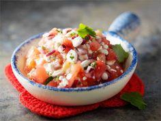 Lactose Free, Risotto, Potato Salad, Salsa, Yummy Food, Ethnic Recipes, Delicious Food, Salsa Music